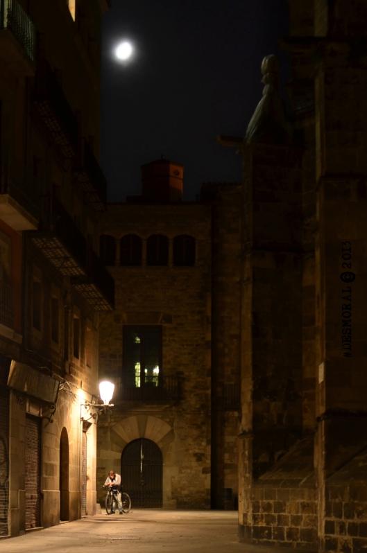 Detrás de los muros de la Catedral