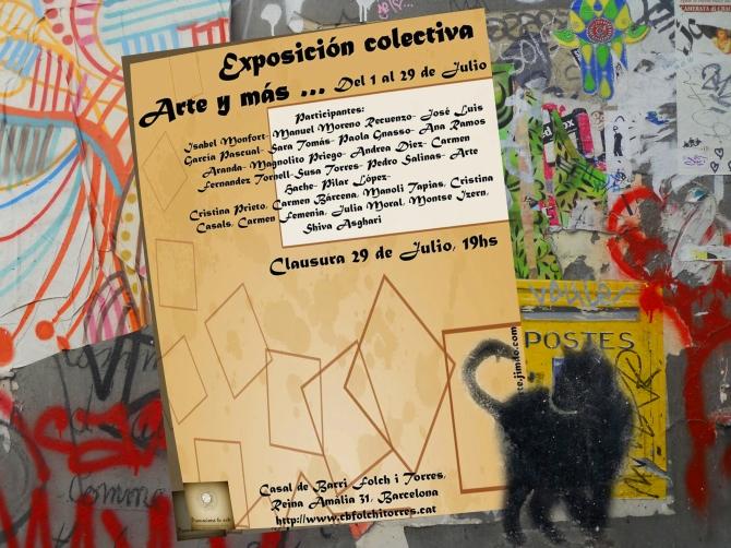 """Expo """"Arte y más..."""""""