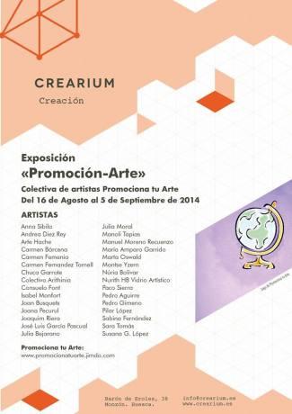 CARTEL DE LA EXPOSICION